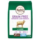 Nutro Hund Grain Free Adult Large Breed Lam