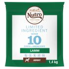 Nutro Hund Limited Ingredients Adult Lam