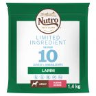 Nutro Hund Limited Ingredients Adult Small Breed - lam