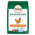 Nutro Wholesome Essentials Adult Stor Hund Kylling & Ris