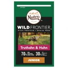 Nutro Wild Frontier Junior Turkey & Chicken