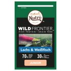 Nutro Wild Frontier Kitten Junior Dry Cat Food - Salmon & Whitefish