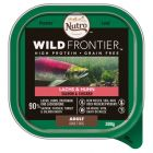 Nutro Wild Frontier Wet Dog Food Tray Saver Pack 20 x 300g