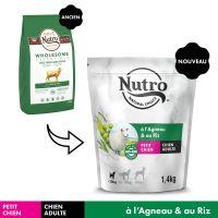 Nutro Adult <10 kg agneau, riz pour chien