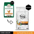 Nutro Adult poulet, riz pour chien