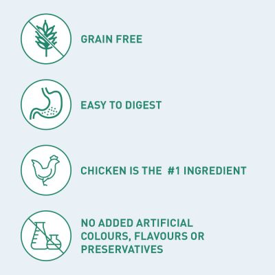 Nutro Cat Grain-Free Adult - Chicken