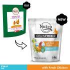 Nutro Cat Grain-Free Adult Sterilised - Chicken