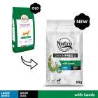 Nutro Dog Adult 30kg+ - Lamb & Rice