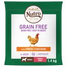 Nutro Dog Grain-Free Adult Small Breed - Chicken