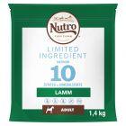 Nutro Dog Limited Ingredient Adult Αρνί