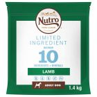 Nutro Dog Limited Ingredient Adult - Lamb