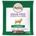 Nutro Grain Free Adult Cordero para perros