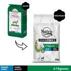 Nutro Grain Free Adult Grande Race agneau pour chien