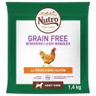 Nutro Grain Free Adult Hund Huhn