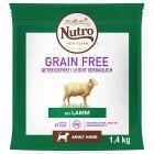 Nutro Grain Free Adult Hund Lamm