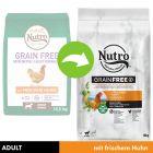 Nutro Grain Free Adult Kip Hondenvoer
