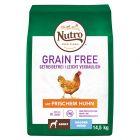 Nutro Grain Free Adult Large с курицей