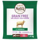 Nutro Grain Free Adult Petite race agneau pour chien