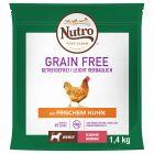 Nutro Grain Free Adult Petite race poulet pour chien
