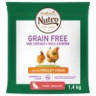 Nutro Grain Free Adult poulet pour chat