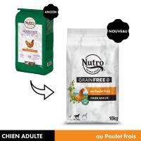 Nutro Grain Free Adult poulet pour chien