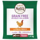Nutro Grain Free Adult Small frango para cães