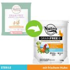Nutro Grain Free Adult Sterilized с курицей