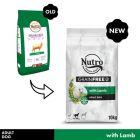 Nutro Grain Free Cane Adult Agnello