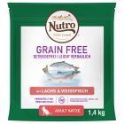 Nutro Grain Free Gatto Adult Salmone e Pesce bianco