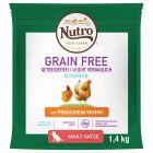 Nutro Grain Free Gatto Adult Sterilized Pollo