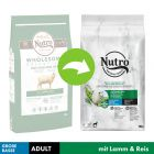 NUTRO Hund Adult 30 kg+ mit Lamm und Reis