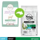 Nutro Hund Grain Free Adult Light s jehněčím masem