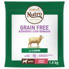 Nutro Hund Grain Free Adult pro malé psy s jehněčím masem