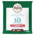 Nutro Limited Ingredient Adult с лососем