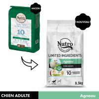 Nutro Limited Ingredient Adult agneau pour chien