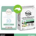Nutro Limited Ingredient Adult Hund Lamm