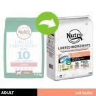Nutro Limited Ingredient Adult, łosoś