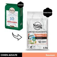 Nutro Limited Ingredient Adult saumon pour chien