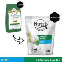Nutro Puppy 10-30 kg agneau, riz pour chiot