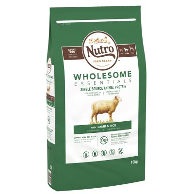 Nutro Wholesome Essentials Adult Cane Agnello & Riso