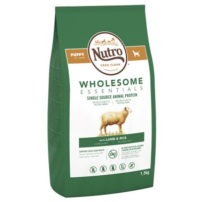 Nutro Wholesome Essentials Puppy Cordero y arroz para cachorros
