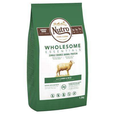 Nutro Wholesome Essentials Small Breed Adult - Lamb & Rice