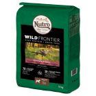 Nutro Wild Frontier Adult с олениной и говядиной