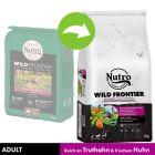 Nutro Wild Frontier Adult dla psa, indyk & kurczak
