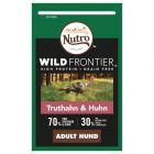 Nutro Wild Frontier Adult Dog krocan & kuře