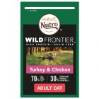 Nutro Wild Frontier Adult Dry Cat Food - Turkey & Chicken