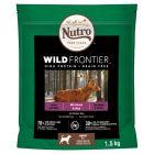 Nutro Wild Frontier Adult Hjort & Okse