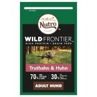 Nutro Wild Frontier Adult Hund Truthahn & Huhn