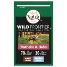Nutro Wild Frontier Adult Large с индейкой и курицей