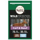Nutro Wild Frontier Adult Large cerf, bœuf pour chien